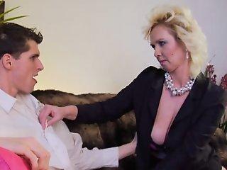 Big Tit Blond Mom Wants Some..