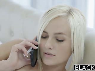 BLACKED Cheating Blonde Wife..