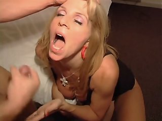 Slut wife fucks some guys..