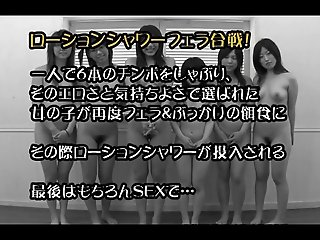 Japanese 6 Girl BJ and..
