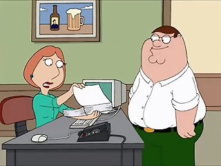 fam Guy Office Sex - Lois..