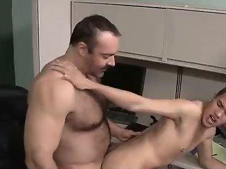 Sugar daddy bear and his..