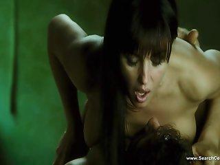 Monica Bellucci nude scenes..