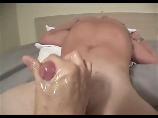 Men Milking Men Cumshot..