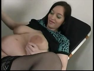 Pregnant Stella fucked by..