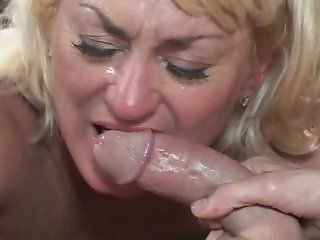 Horny MILF Teaches Ger..