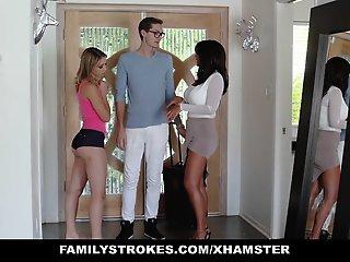 FamilyStrokes - College Bro..