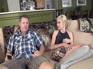 Daughter Fucks For An..