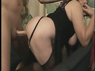 Mature slut with big tits..