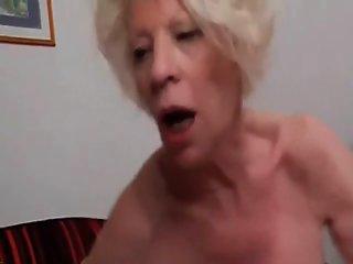 I am pierced - german granny..