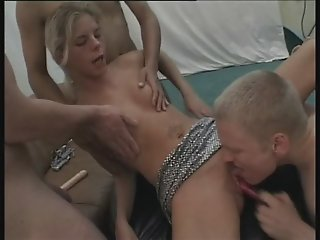 Dirty Foursome whit Anal and..