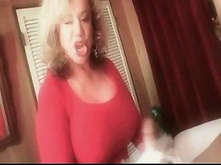 Granny Handjob #4 (Dirty..