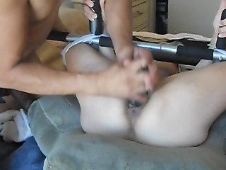 Hawaiian lust tied up and used