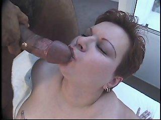 Nerdy Redhead Big Tit BBW..