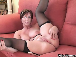 British finest milf Joy..