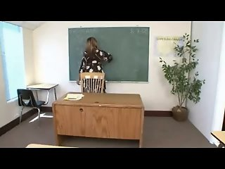 Big Black Booty Teacher..