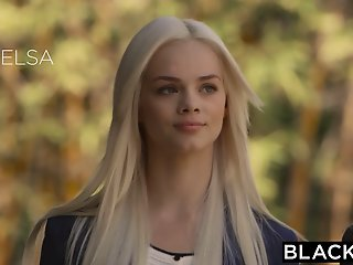 BLACKED Preppy Girl..