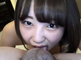 Arisa Ebihara Asian teen has..